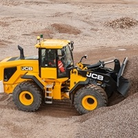 Wheel Loader for Equipment and Features page